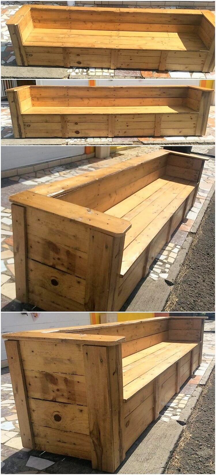 Prime Useful Diy Projects For Reusing Old Wooden Pallets Lamtechconsult Wood Chair Design Ideas Lamtechconsultcom
