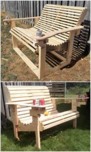 Artistry Creations Made with Scraped Wood Pallets