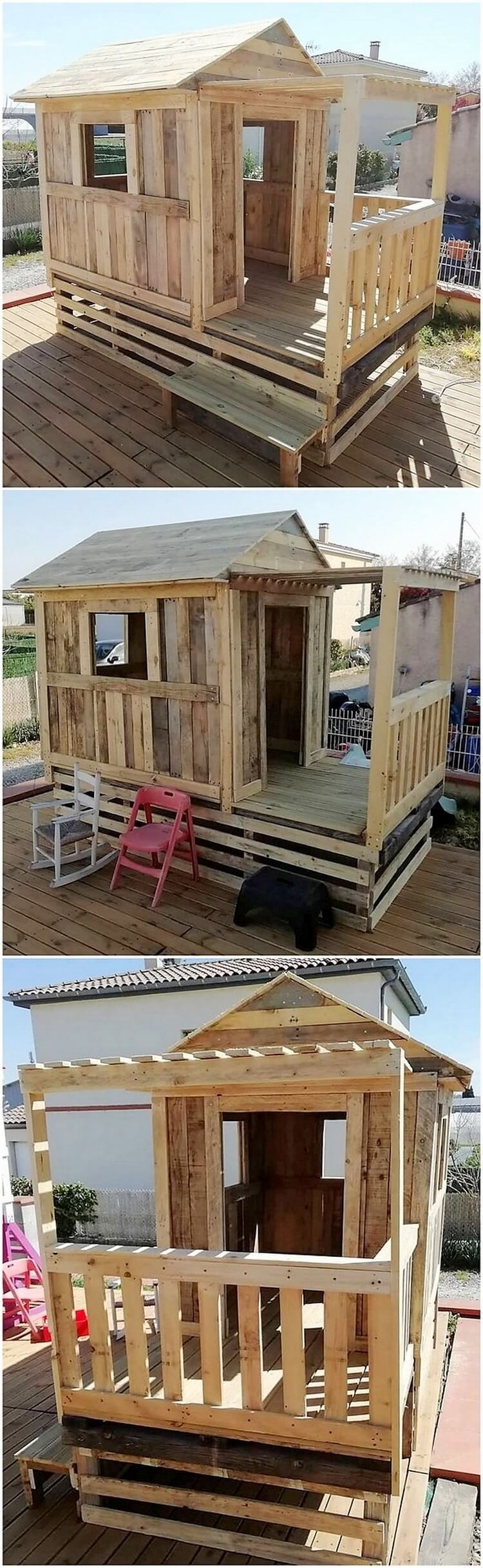 Pallet Playhouse