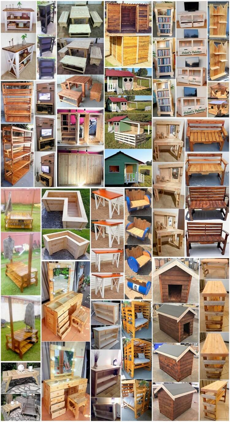 Shocking DIY Wood Pallet Recycling Tips and Tricks