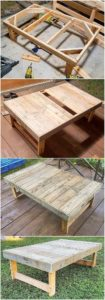 Charming DIY Recycled Wooden Pallet Ideas