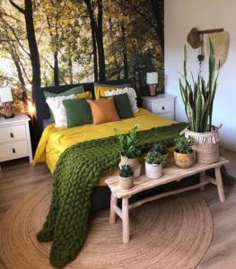45 Attractive Bohemian Home Decorating Ideas