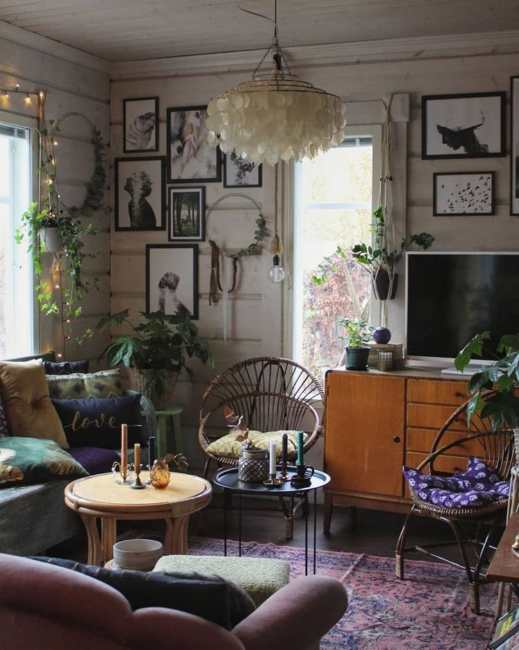 Boho Home Decor (14)