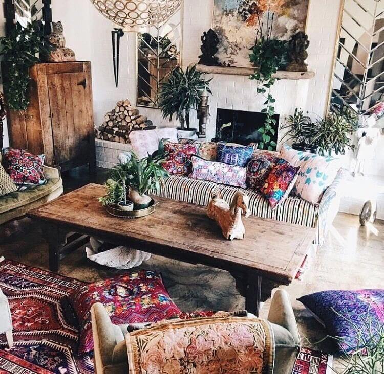 Boho Home Decor (9)