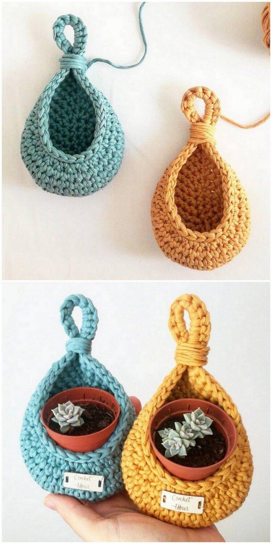 Crochet Basket Pattern (113)