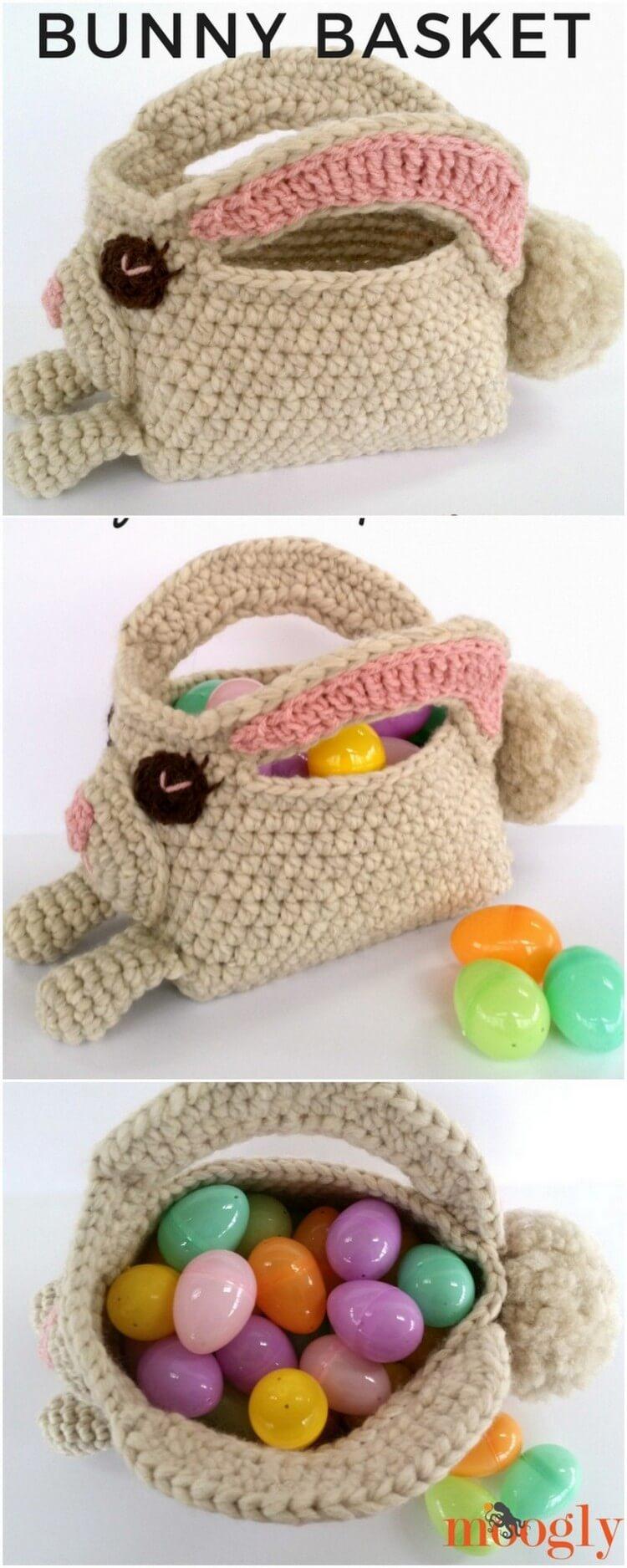 Crochet Basket Pattern (54)