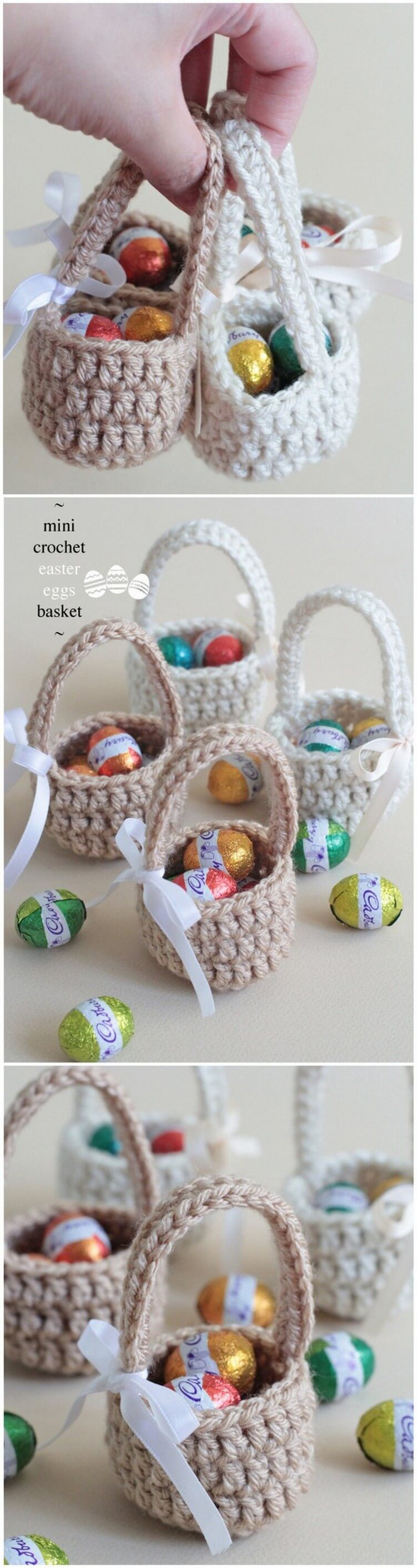 Crochet Basket Pattern (71)