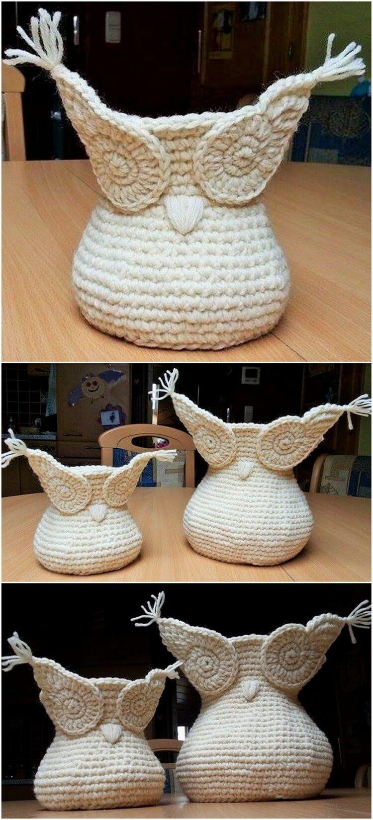 Crochet Basket Pattern (99)