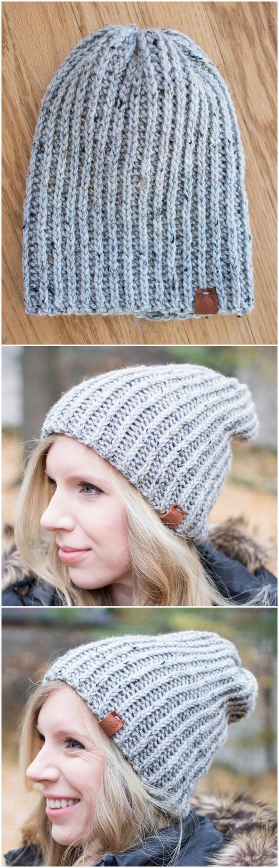 Crochet Hat Pattern (15)