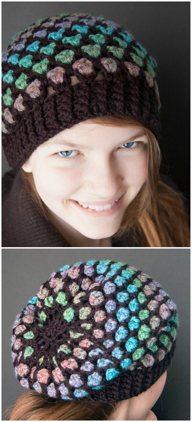 Crochet Hat Pattern (26)