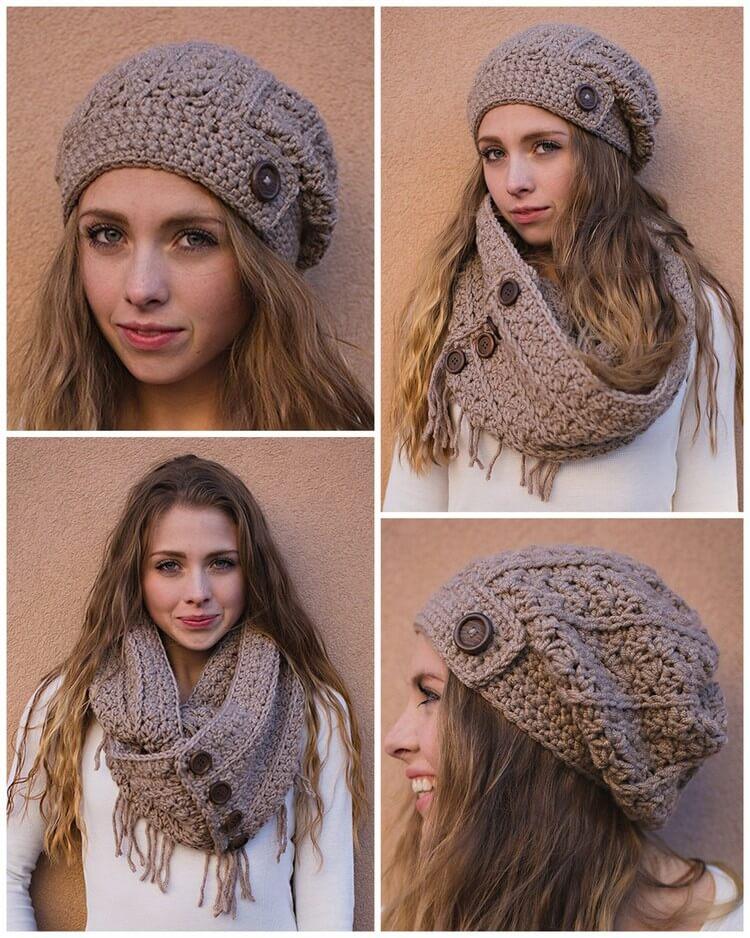 Crochet Hat Pattern (30)