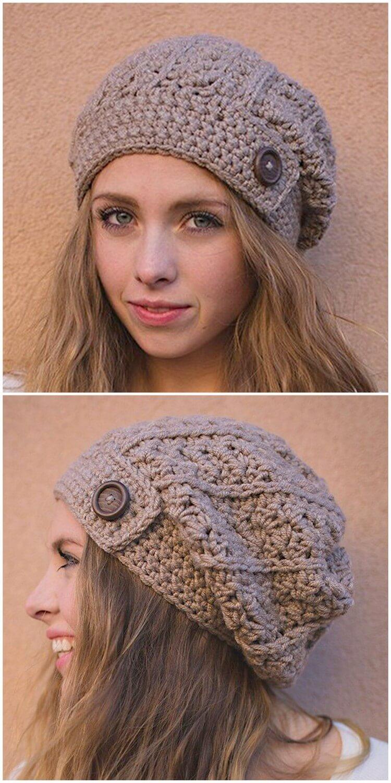 Crochet Hat Pattern (31)