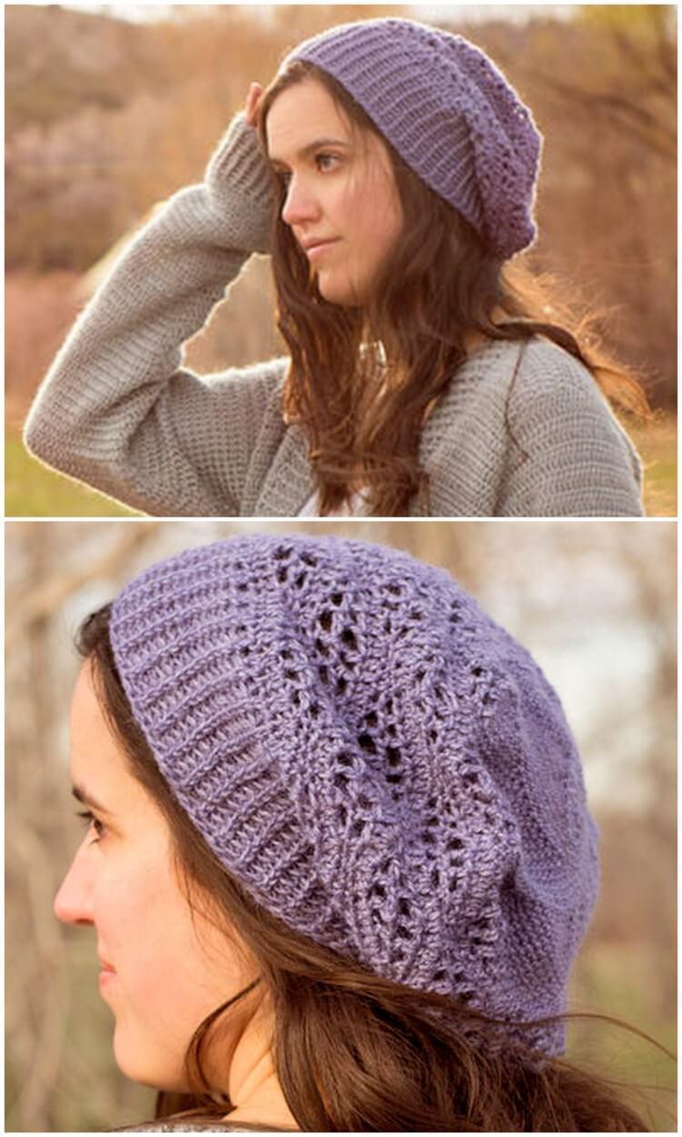 Crochet Hat Pattern (37)