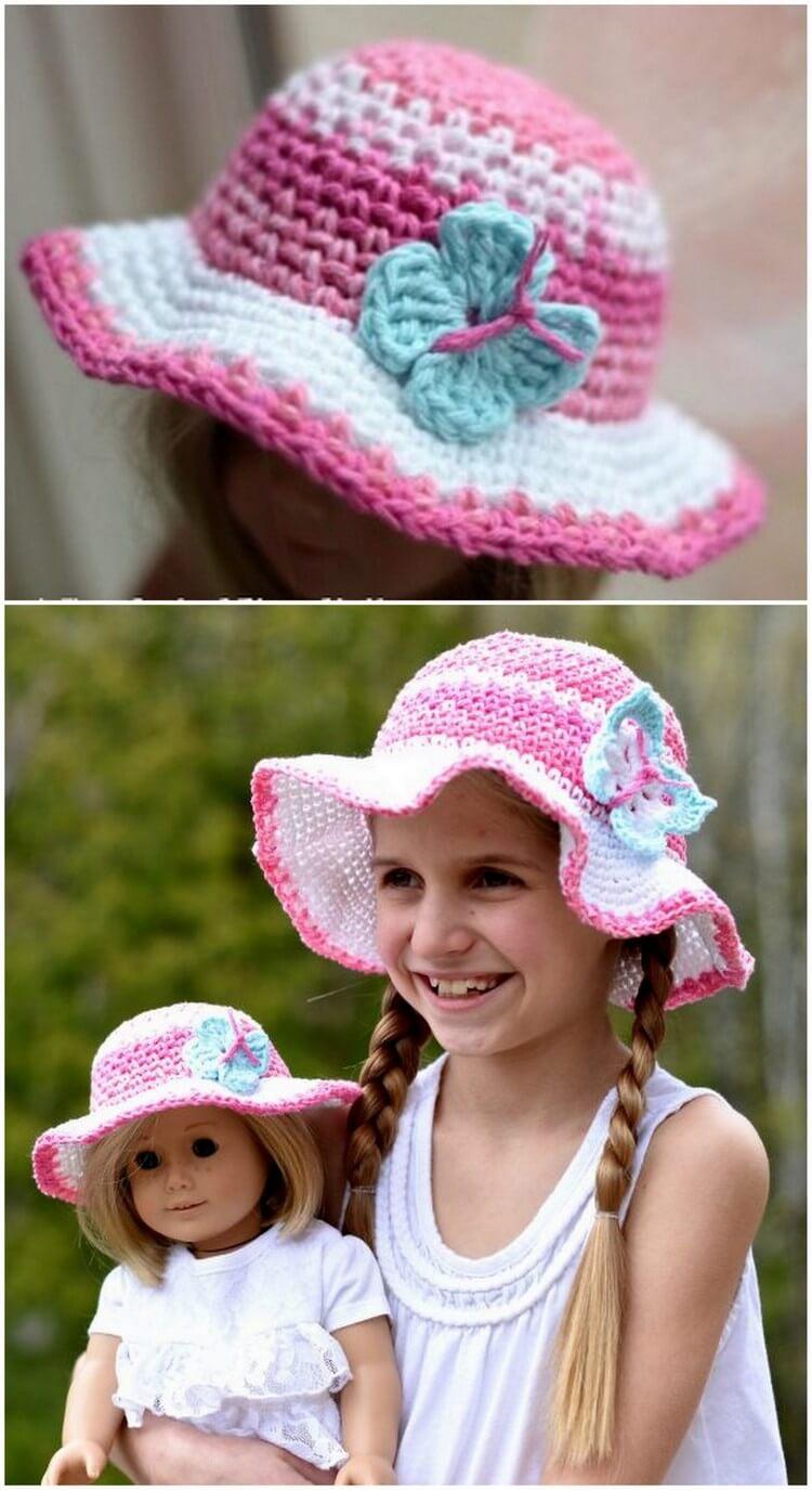 Crochet Hat Pattern (41)