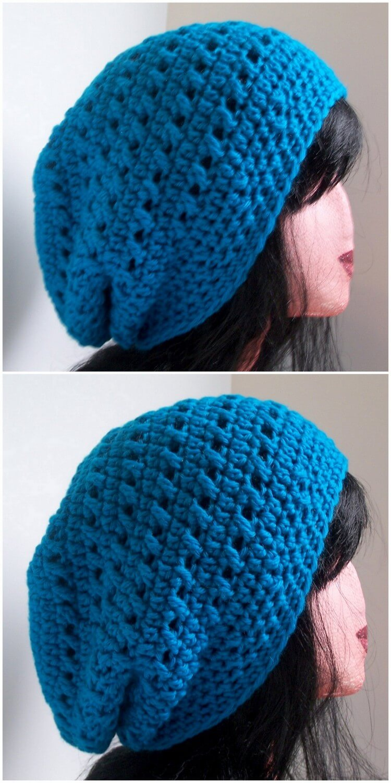 Crochet Hat Pattern (44)