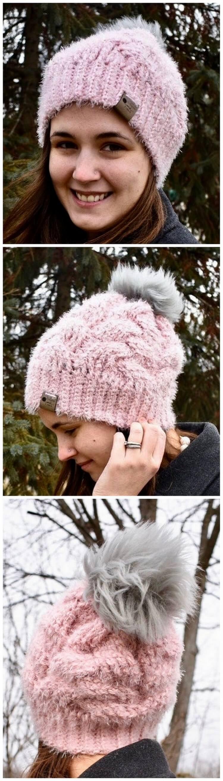 Crochet Hat Pattern (5)