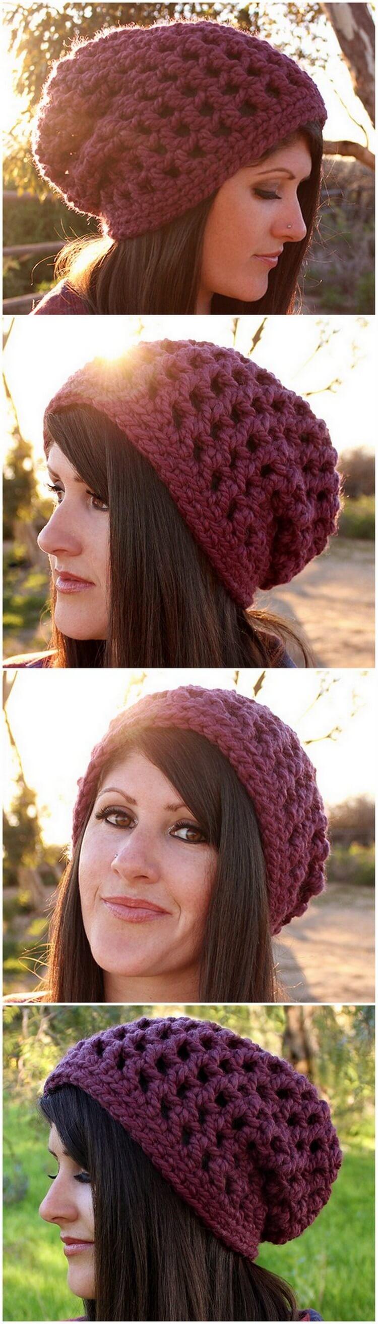 Crochet Hat Pattern (56)