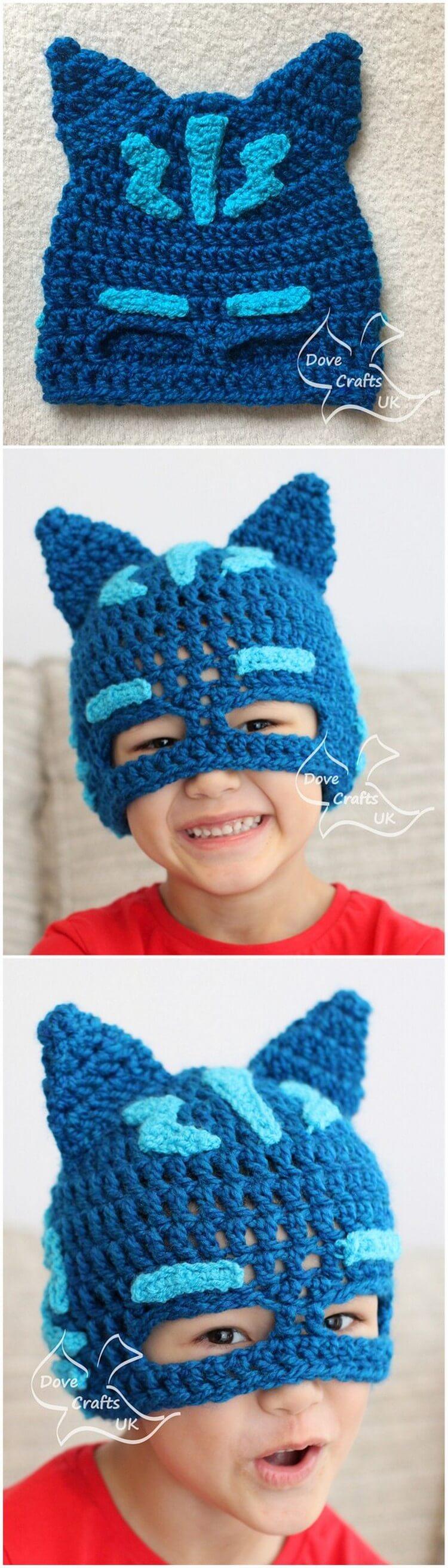 Crochet Hat Pattern (61)