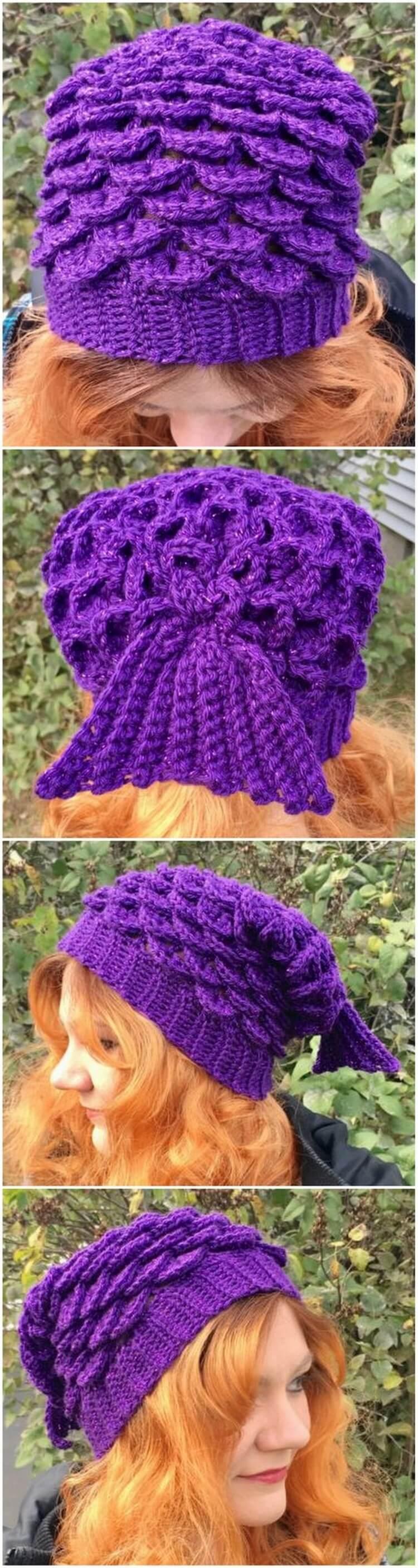Crochet Hat Pattern (71)