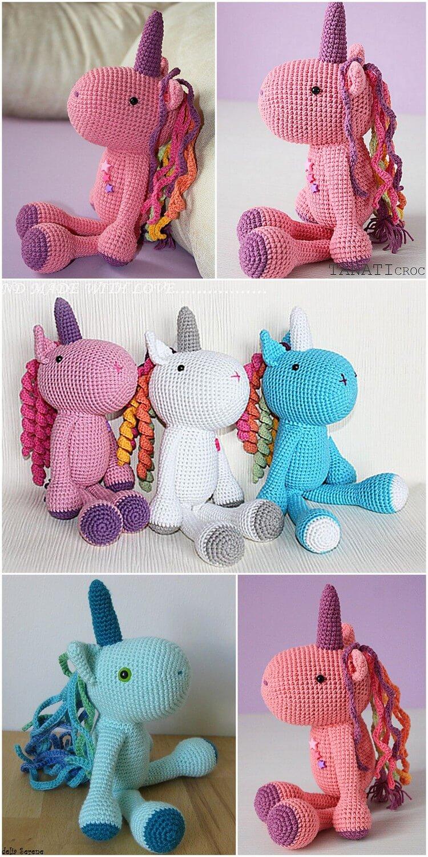 Crochet Unicorn Pattern (12)