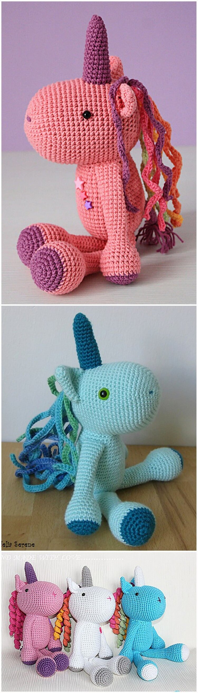 Crochet Unicorn Pattern (13)