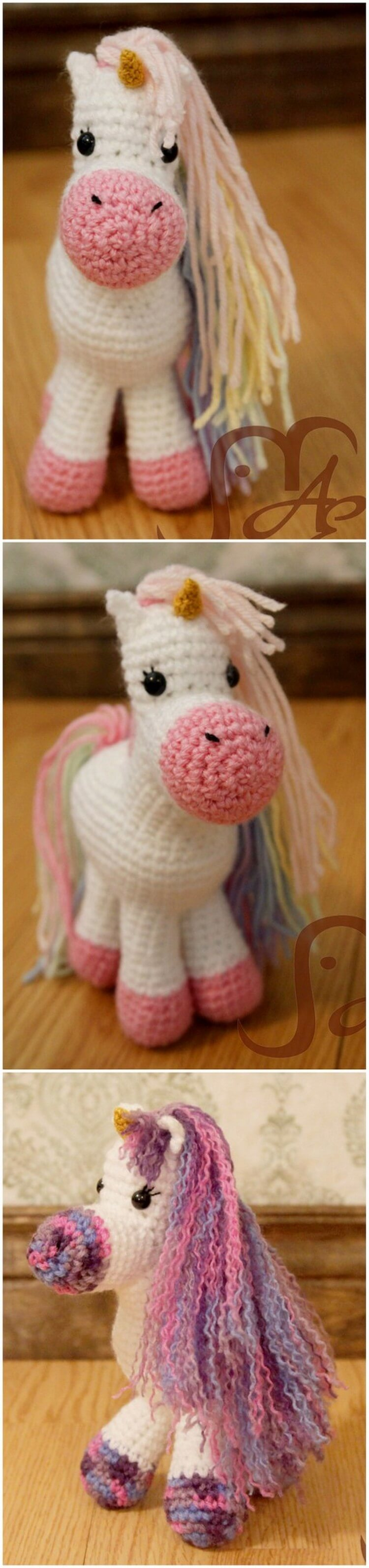Crochet Unicorn Pattern (14)