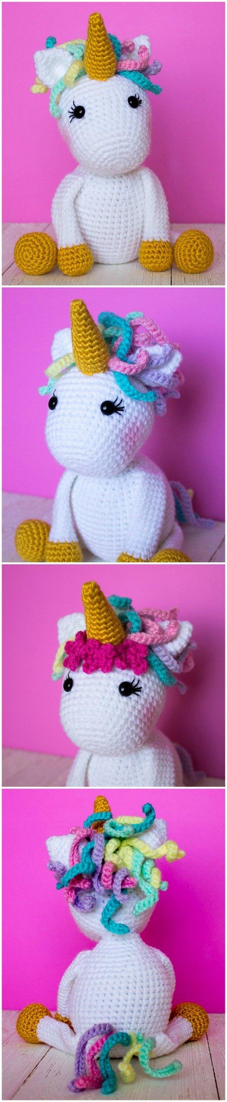 Crochet Unicorn Pattern (17)