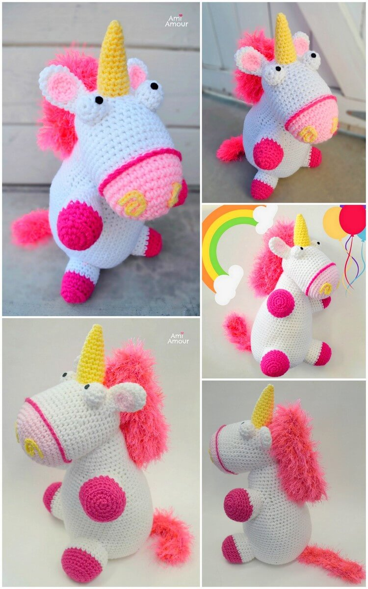 Crochet Unicorn Pattern (2)