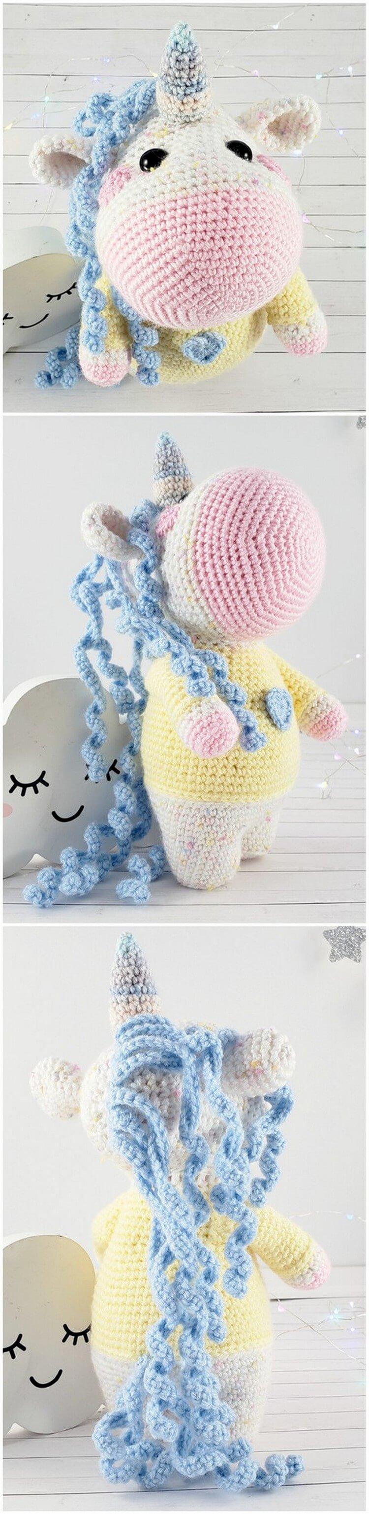Crochet Unicorn Pattern (25)