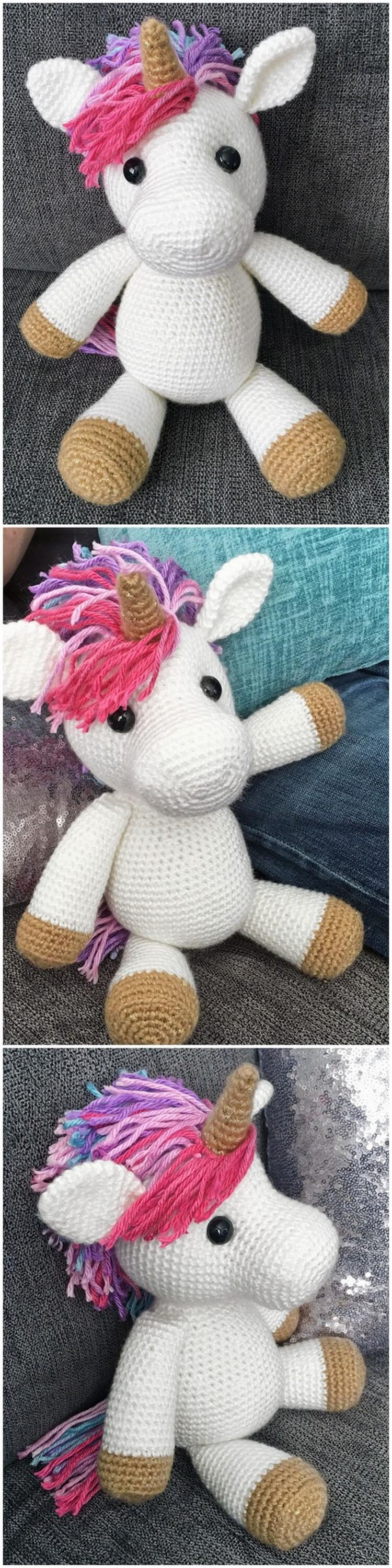 Crochet Unicorn Pattern (28)