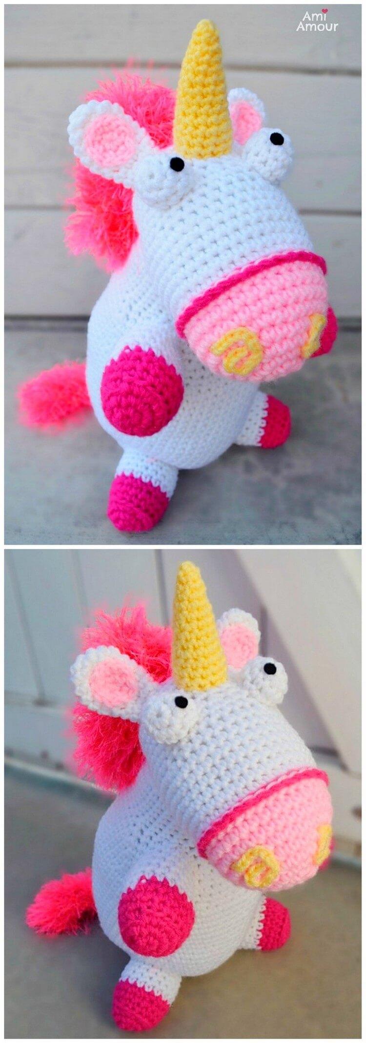 Crochet Unicorn Pattern (3)