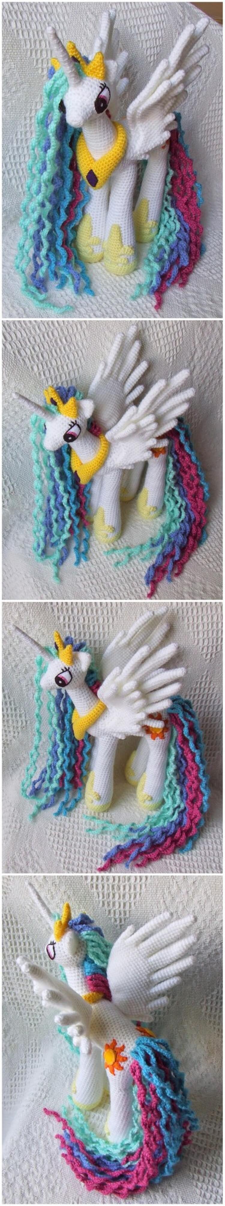 Crochet Unicorn Pattern (36)