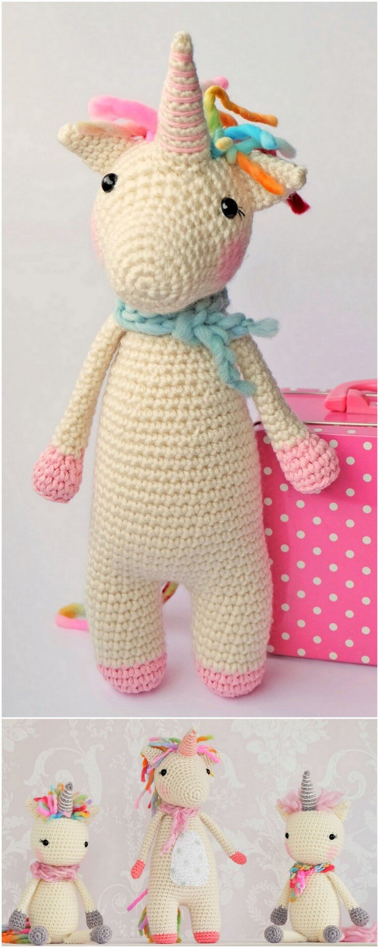 Crochet Unicorn Pattern (39)