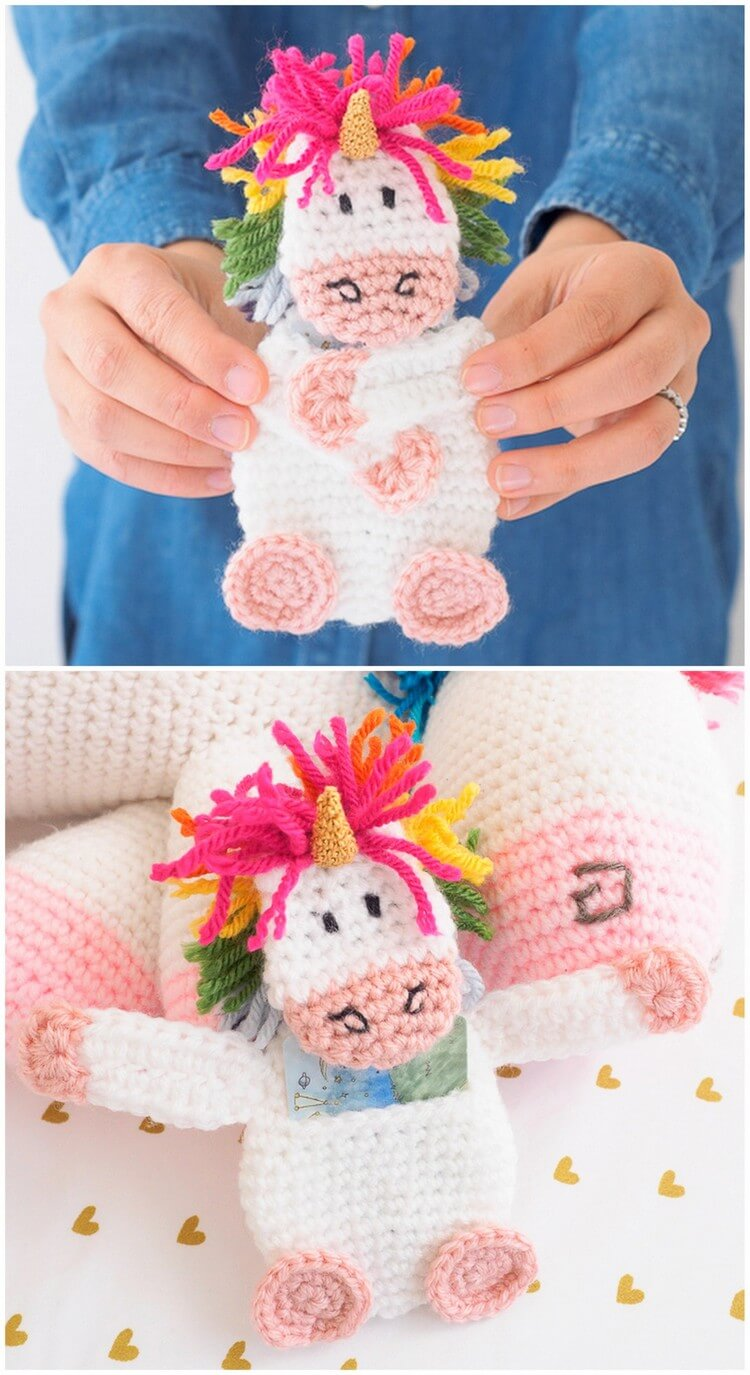 Crochet Unicorn Pattern (40)