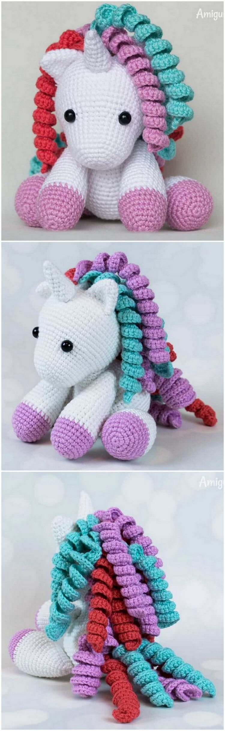 Crochet Unicorn Pattern (47)
