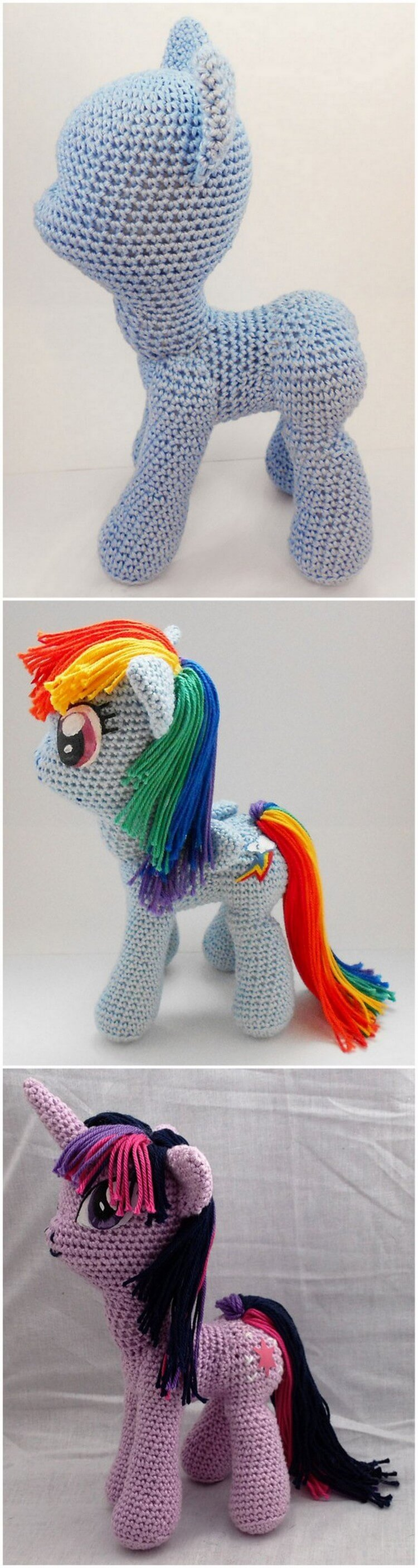 Crochet Unicorn Pattern (49)