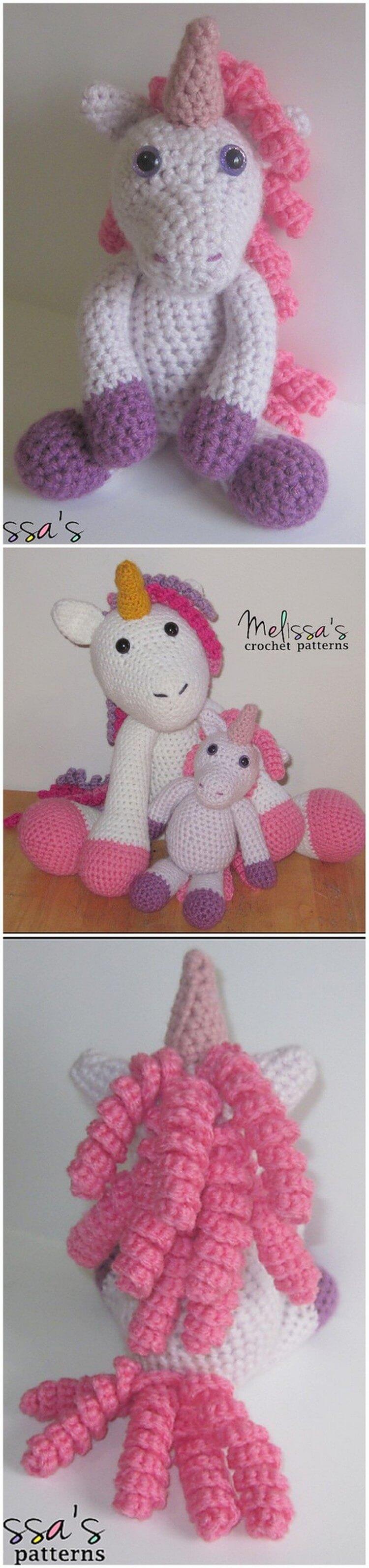 Crochet Unicorn Pattern (52)