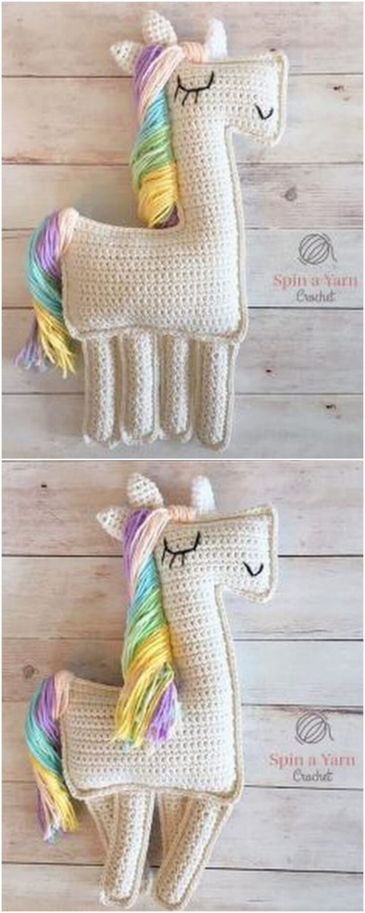 Crochet Unicorn Pattern (61)