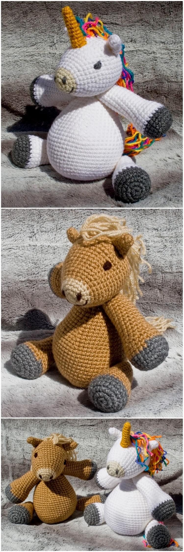 Crochet Unicorn Pattern (64)