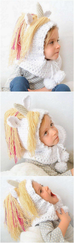 Crochet Unicorn Pattern (8)