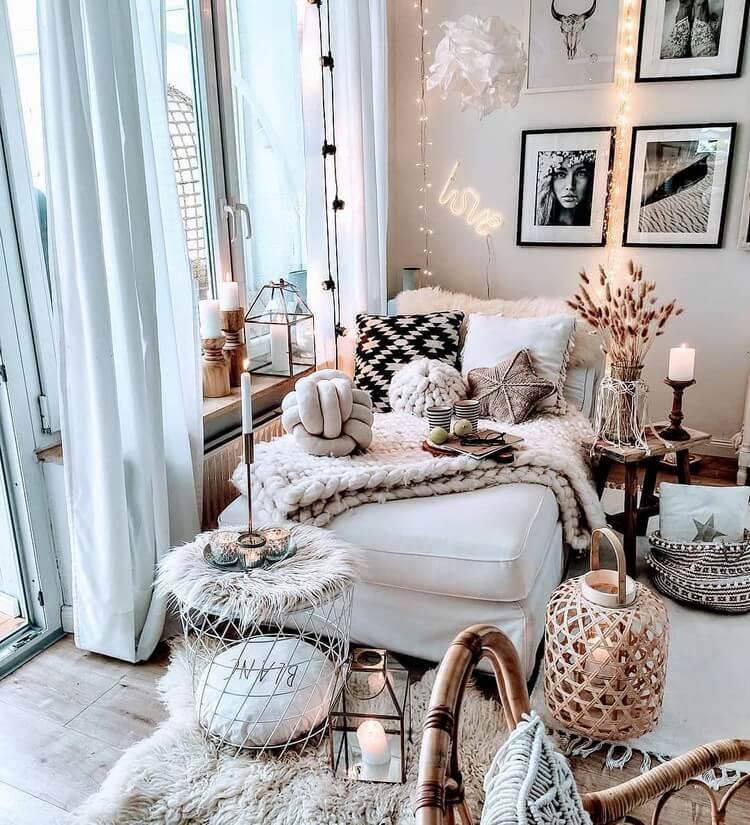 Bohemian Home Decor (1)