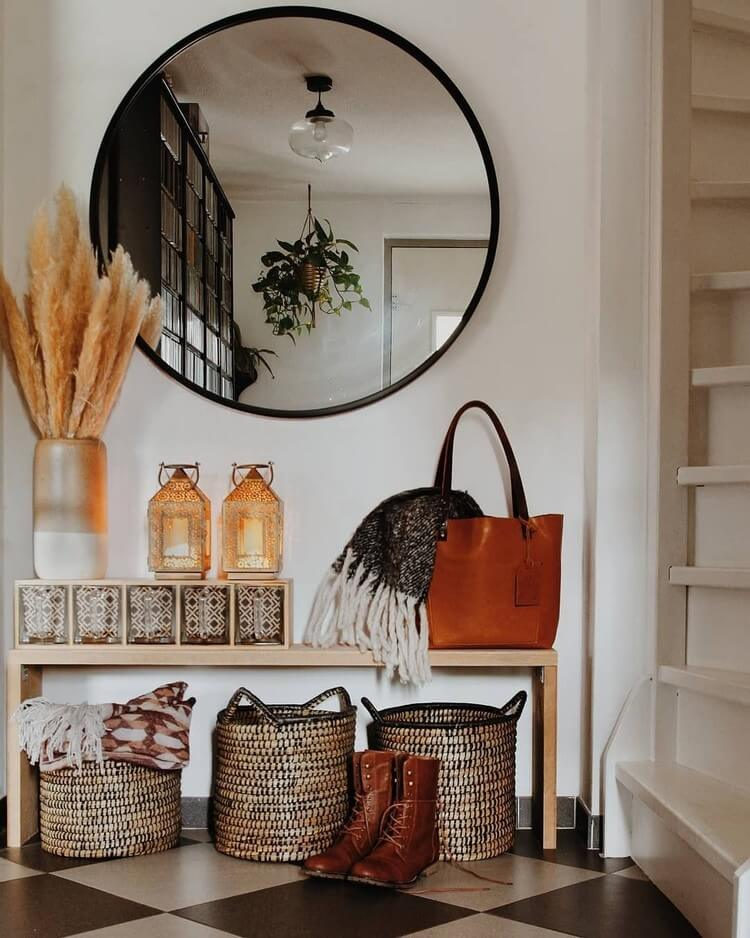 Bohemian Home Decor (11)