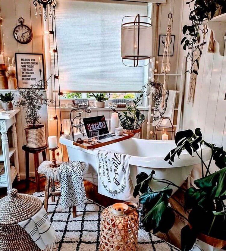 Bohemian Home Decor (27)