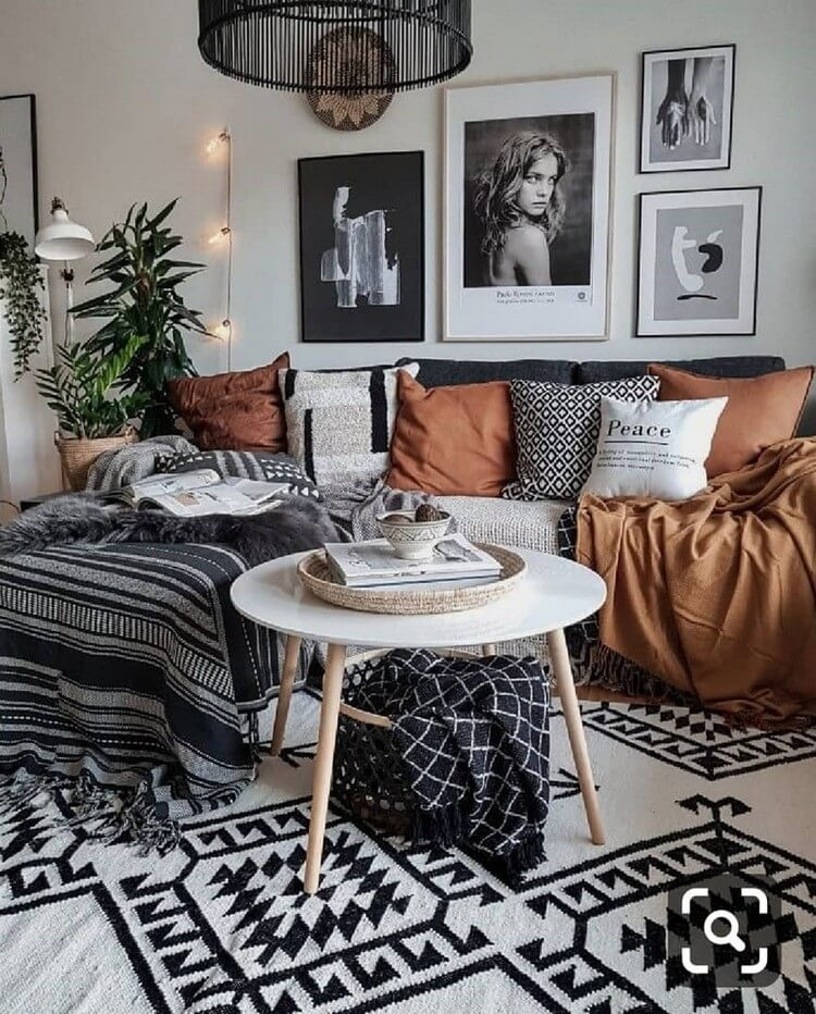 Bohemian Home Decor (29)
