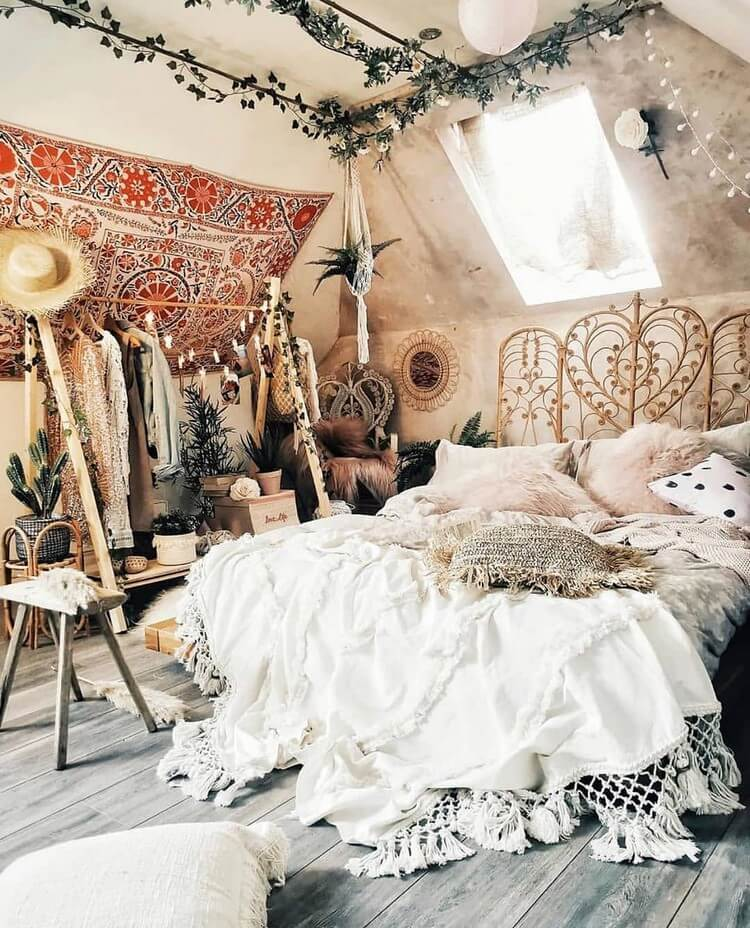 Bohemian Home Decor (34)