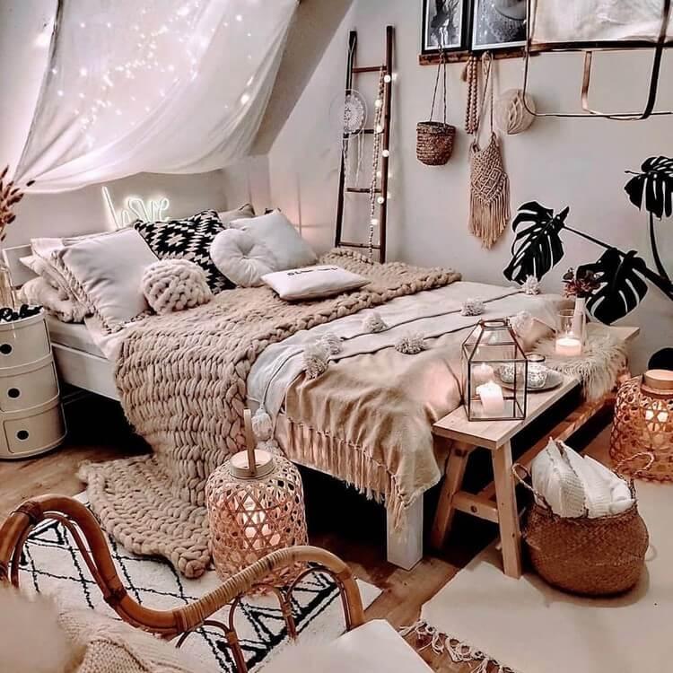 Bohemian Home Decor (41)