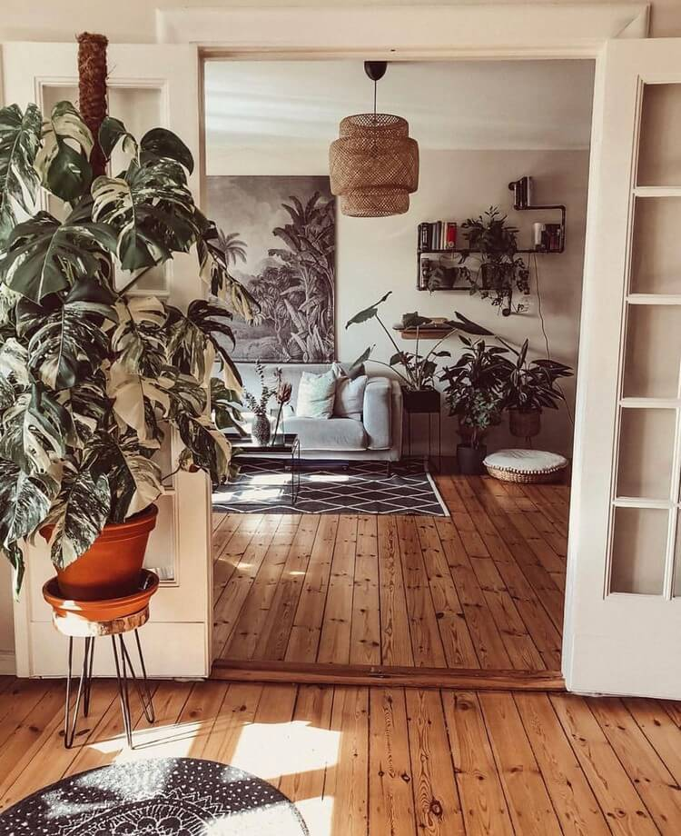 Bohemian Home Decor (44)