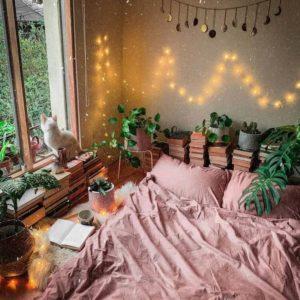 50 Beautiful Bohemian Bedroom and Interior Design Ideas