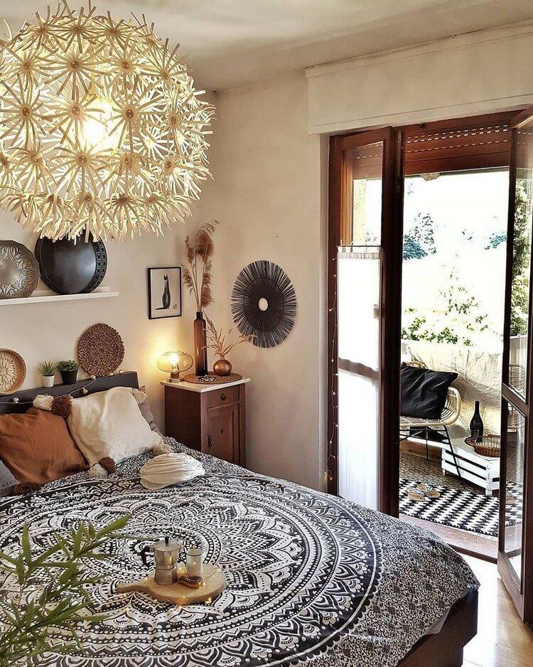 Bohemian Interior Design (12)