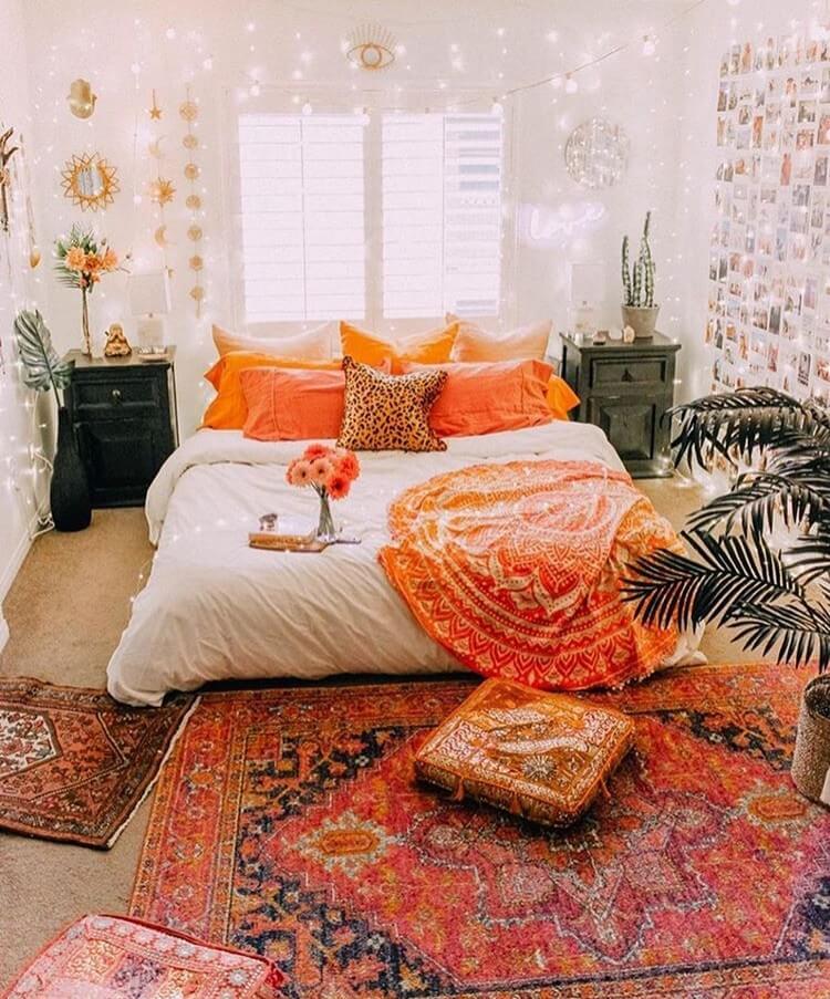 Bohemian Interior Design (13)